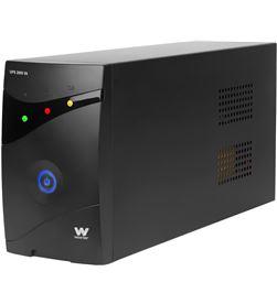 Sai línea interactiva Woxter ups 2000 va - 2000va/1200w - 2*schuko - displa PE26-162 - 8435089029949