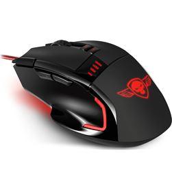 Ratón Spirit of gamer pro-m5 - 800/1600/3200 dpi - 8 botones - luz de fondo S-PM5 - SOG-MOU PRO-M5
