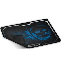 Alfombrilla Spirit of gamer blue smokey skull xl - 43.5*32.3cm - textura ul SOG-PAD01XLB - SOG-ALF SOG-PAD01XLB