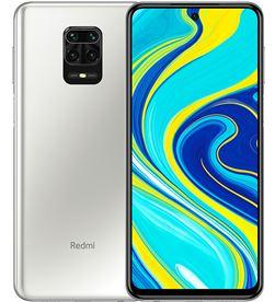 Smartphone móvil Xiaomi redmi note 9s glacier white - 6.67''/16.9cm - snapdr MZB9112EU - XIA-SP NOTE 9S 6-128 GW