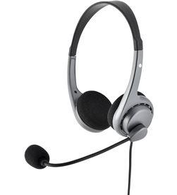 Todoelectro.es auriculares diadema bluestork mc101 estereo microfono para pc - MC101