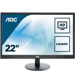 Monitor Aoc E2270SWHN - 21.5''/54.6cm - 1920*1080 full hd - 16:9 - 5ms - 200 - AOC-M E2270SWHN