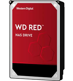 Disco duro interno Western digital caviar red 2tb - sata iii - 3.5'' / 8.89c WD20EFAX - WD20EFAX