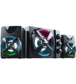 Trust 23644 altavoces 2.1 gaming ziva rgb - 11w rms (satelites 2*3w + subwoofer 5 - TRU-ALT 23644