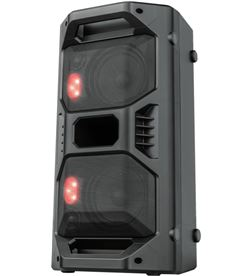 Trust 23486 altavoz portátil klubb go - 30w rms - 60w max salida - entrada bt/mic - TRU-ALT 23486