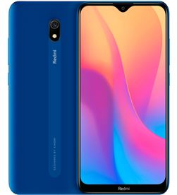 teléfono libre Xiaomi redmi 8a 15,80 cm (6,22'') hd+ 32/2 gb azul MZB8698EU - XIAOMZB8698EU