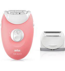 Depiladora Braun silk-epil 3 3-440 - tecnología smartlight - uso con cable 223511 - BRA-PAE-DEP 3 3-440