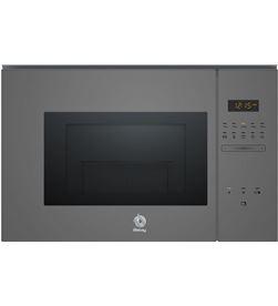 Balay 3CG5175A0 microondas integrable gris Microondas integrables - BAL3CG5175A0
