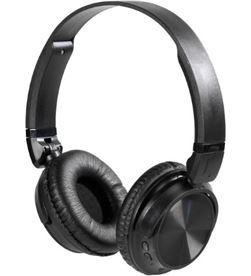 Auriculares diadema Vivanco 25175 moove sin cables negro - 25175