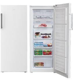 Congelador vertical Beko rfne270k31wn clase a+ 151,8x59,5 cm no frost RFNE270K21W - RFNE270K21W
