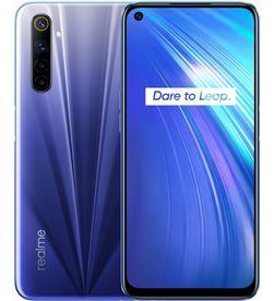 Todoelectro.es 6 COMET BLUE realme 4g dual sim 6.5'' ips fhd+/8core/128gb/4gb ram/64+8+2+2 - 6 COMET BLUE