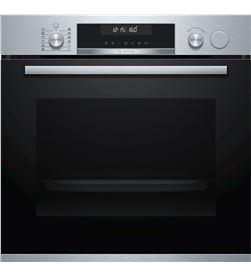 Bosch HRA5380S1 horno independiente multifuncion vapor negro/inox - HRA5380S1