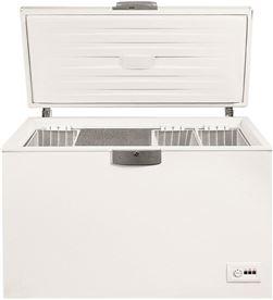 Congelador horizontal Beko hsa 47530n HSA 47520 Congeladores - todoelectro