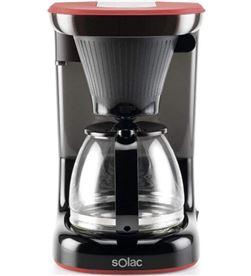 Cafetera de goteo Solac stillo drip - 650w - capacidad 1.2l - sistema antig S92011400 - 8433766201145