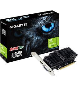 Todoelectro.es tarjeta gráfica gigabyte geforce gt 710 silent - 954 mhz - 2gb gddr5 - 64 b gvn7105s2l-00-g - GVN7105S2L-00-G