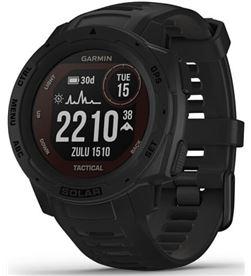 Garmin 010-02293-03 reloj deportivo con gps instinct solar tactical negro - pantalla 23* - 010-02293-03