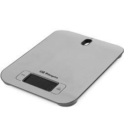Báscula de cocina Orbegozo pc 1017 - hasta 5kg - precisión 1g - función tar 17549 - ORB-PAE-BAS PC 1017