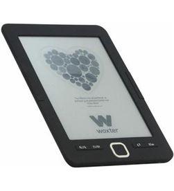 Woxter EB26-042 lector de libros electrónico ebook scriba 195 black v4 - 6''/15.24cm - WOX-EBOOK EB26-042