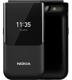 Nokia 2720 flip negro móvil plegable 4g dual sim 2.8'' qvga 4gb wifi gps bl 2720 BLACK - +22723