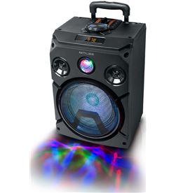 Muse M-1915 DJ negro altavoz para fiestas 150w trolley batería bluetooth ra - +22168