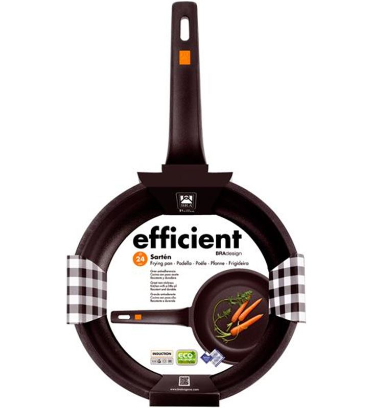 Bra sarten efficient induccion A271224 24cm - 63145595_8013722007