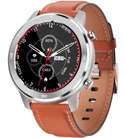 Reloj inteligente Innjoo voom sport con correa color marrón - pantalla 3.38 IJ-VOOM SPORT M - 6928978216916