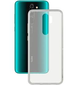 Funda flex tpu Xiaomi redmi note 8 pro transparente ksix B9080FTP00 - CONB9080FTP00