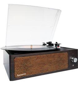 Lauson XN091 madera tocadiscos vintage 3 velocidades bluetooth usb grabació - +21733