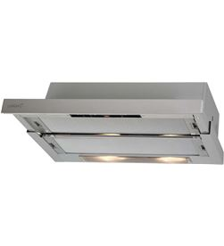 Campana Cata tf5260x extraible 60cm inox 02034310 Campanas convencionales - 02034310