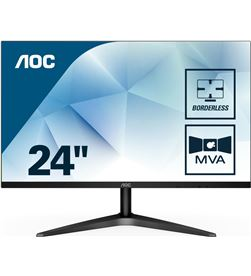 Monitor led Aoc 24B1H - 23.6''/59.9cm - 1920*1080 - 60hz - 16:9 - 250cd/m2 - - AOC-M 24B1H