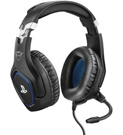 Trust 23530 auriculares gaming gxt488 forze ps4 negro - TRU23530