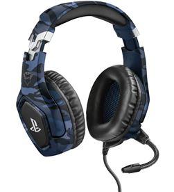 Trust 23532 auriculares gaming gxt488 forze ps4 azul - TRU23532