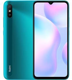 Smartphone móvil Xiaomi redmi 9a verde majestuoso - 6.53''/16.58cm - mediate REDMI 9A VEM - XIA-SP REDMI 9A VEM