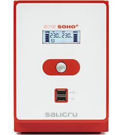 Sai línea interactiva Salicru sps 2200 soho+ iec - 2200va/1200w - 6*iec - d 647CA000012 - 47182430_8557557335