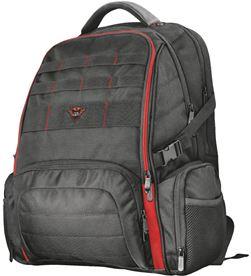 Mochila Trust gaming gxt 1250 hunter gaming backpack para portátil de hasta 22571 - TRU-MOCHI 22571