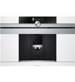 Siemens CT636LEW1 cafetera integrable ctl636es1, 19 bares - CT636LEW1