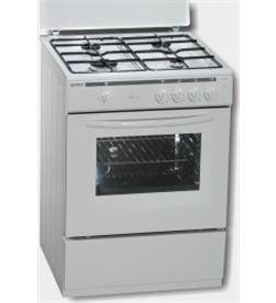 Rommer VCH460NAT cocina convertical , natural 4fuegos, r - VCH460NAT
