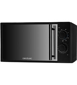 Cecotec microondas all black grill 01368 Creperas Gofreras Pizzeras - 01368