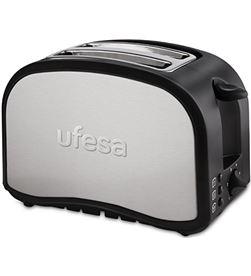 Tostador Ufesa TT7985 2 ranuras inox Cocinas - UFETT7985