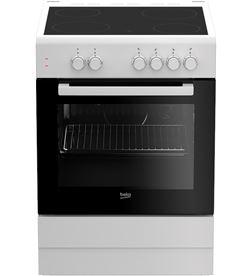 Cocina vitro Beko FSS67000GW 4f 60cm blanca Cocinas - 8690842200250