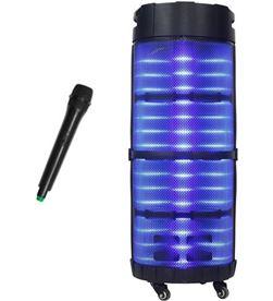Sakkyo APR1033 mini cadena portatil xxl bateria recargable 800w karaoke - 8401551012528