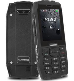 Hammer MER 4 BLACK myphone 4 negro móvil resistente ip68 dual sim 2.8'' tft cámara blue - +99882