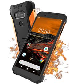 Hammer MER EXPLORER myphone naranja móvil rugerizado 4g dual sim 5.72'' ips hd+ - +21683