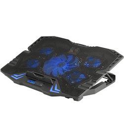 Soporte refrigerante Ngs gaming cooler GCX-400 - adecuado 15.6''/39.6cm - 2x - NGS-REF GCX-400