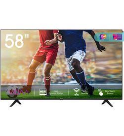 Hisense 58A7100F televisor led - 57.5''/146cm - 3840*2160 4k - hdr - dvb-t2/ - HIS-TV 58A7100F