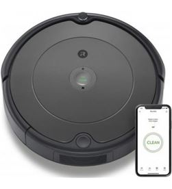 Irobot IRB-ROOMBA 697 robot aspirador roomba 697 - tecnología dirt detect - limpieza 3 fas roomba697 - 5060629983875