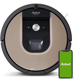 Irobot IRB-ROOMBA 974 robot aspirador roomba 974 - navegación vslam con localización visua roomba974 - 5060629983394