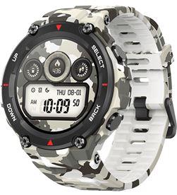 Amazfit W1919OV4N reloj inteligente huami t-rex camouflage green - pantalla 3.30cm am - W1919OV4N