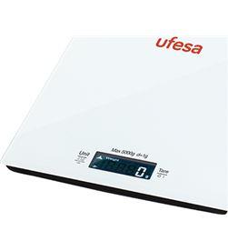 Báscula cocina Ufesa BC1100 cristal Cocinas - UFEBC1100