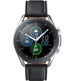 Reloj inteligente Samsung galaxy watch3 mystic silver 45mm - pantalla súper R840 45 SILVER - R840 45 SILVER
